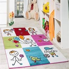 Teppich Für Kinderzimmer - teppich kinderzimmer fr 246 hliche in karo muster