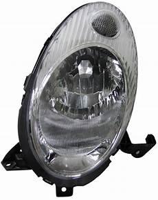 scheinwerfer links f 252 r nissan micra k12 03 05 kaufen bei