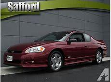 2007 Chevrolet Monte Carlo SS for Sale in Fredericksburg