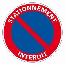 Panneau Stationnement Interdit L0020
