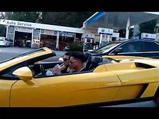 Pauly D And Vinnie Cruising In The Lambo Cars