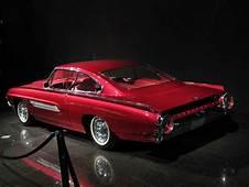 Ford Thunderbird Concept Cars  63