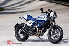 Ducati Cafe Racer Review model update 2019 ducati scramblers bike review
