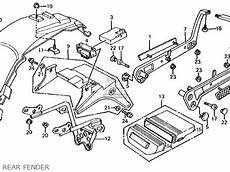 honda cb700sc nighthawk s 1986 g usa parts list partsmanual partsfiche