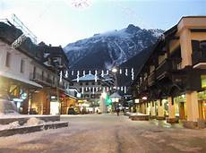 Le Centre Ville De Chamonix Voyage Le Prochain Voyage