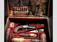 19th Century Traveling Vampire Killer's Kit   Gentlemint