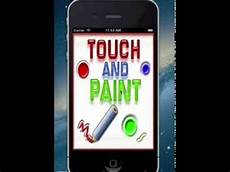 touch draw paint color iphone apps game source code youtube