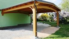 tettoia in legno auto tettoia auto in legno cant 249 proverbio outdoor design