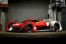 Vroom Hyundai Race Cars Crash Gran Turismo Sport