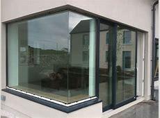glass floating corner double glazed   Google Search