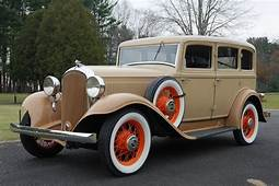 1932 Plymouth PB Sedan  Vintage Cars