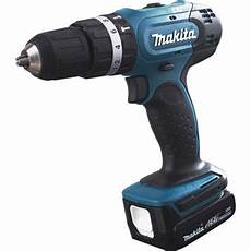 Perceuse Sans Fil 224 Percussion Makita Bhp 343 Rhex