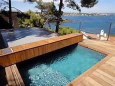 couverture de piscine electrique piscines les derniers syst 232 mes de s 233 curit 233 innovants