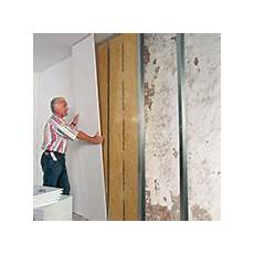 gipskartonplatten auf unebener wand befestigen begradigen und versch 246 nern w 228 nden leicht gemacht