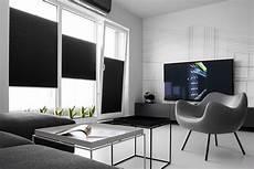 moderne wohnzimmer schwarz weiss bold masculine black and white apartment enhanced by