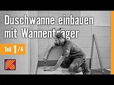 version 2013 duschwanne einbauen mit wannentr 228 gern