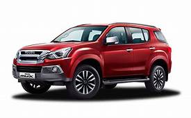 Isuzu MU X Price Images Reviews And Specs