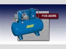 Jenny Fire Sprinkler Air Compressor