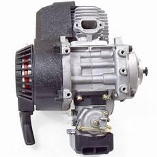 moteur de pocket complet 50cc 2 temps