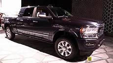 2019 dodge 2500 limited 2019 ram 2500 limited exterior and interior walkaround