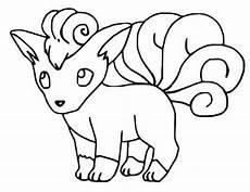 ausmalbilder alola vulpix kinder ausmalbilder