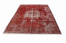 vintage teppich rot in 330x240 1001 4140 bei carpetido
