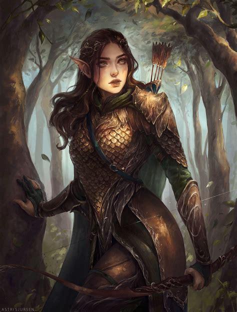 Female Wood Elf Names