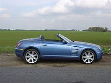 Chrysler Crossfire Roadster 2004 2008 Buying And