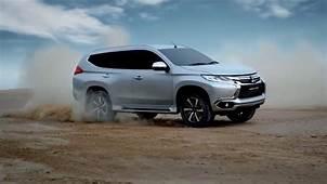 2018 Mitsubishi Montero Review Release Date Redesign