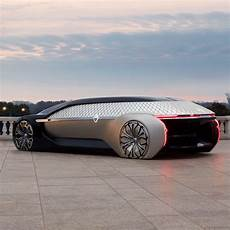 renault s new luxury self driving car