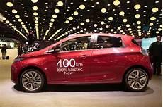Renault Zo 233 Ze 40 Autonomie Prix Tout Sur La Nouvelle