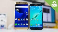 Samsung Galaxy S7 Edge Vs S6 Edge
