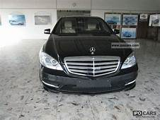 2011 Mercedes Benz S 500 Long Matic AMG Panoramic Mod 4