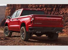 First Look: 2019 Chevrolet Silverado Trailboss   NY Daily News
