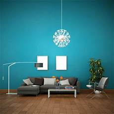 mur bleu paon le bleu canard une couleur tendance pour votre d 233 co
