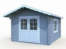 Gartenhaus 40 Kubikmeter - gartenhaus sally 1 lilian 320x380 cm iso glas ger 228 tehaus