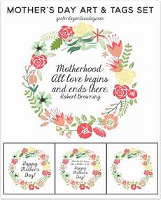 free printable mothers day tags 20615 project inspire d 117 yesterday on tuesday