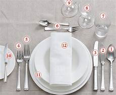 how to set a table properly recipesplus