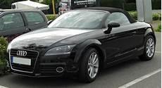 audi tt 8j file audi tt roadster tfsi 8j facelift front 20100805 jpg