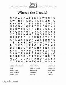 happy quilter word search volume 1 quilting quotes