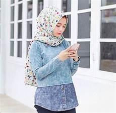Tutorial Jilbab Pashmina Ala Selebgram Jilbab Gucci