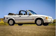 Ford Xr3i Cabriolet 16 May 1987 Throwback