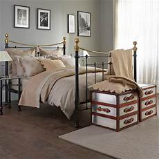 Bedroom Ideas Black Iron Bed by Metal Beds In Bedroom Design