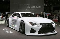 lexus rcf gt3 2015 lexus rc 350 f sport rc f gt3 concept at geneva motor trend