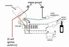 branchement manometre temperature eau bmw e36 comment brancher un manometre de