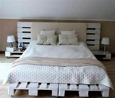 idee tete de lit a faire soi meme 100106 comment faire un lit en palette 52 id 233 es 224 ne pas