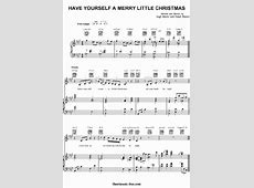 white christmas chords