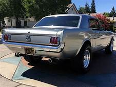 1965 FORD MUSTANG HOT ROD/ COMPLETE RESTO / V8 PS SEE