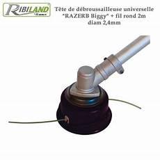 tete de debroussailleuse universelle automatique t 234 te de d 233 broussailleuse universelle razerb biggy