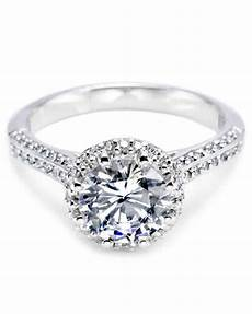 tacori engagement ring martha stewart weddings